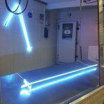 Proyecto Carlos Lozano luminaria